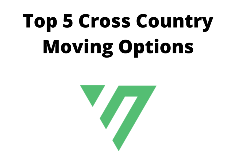 Cross Country Moving Options