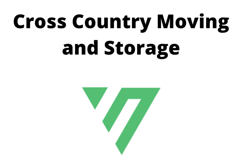 Cross Country Moving and Storage
