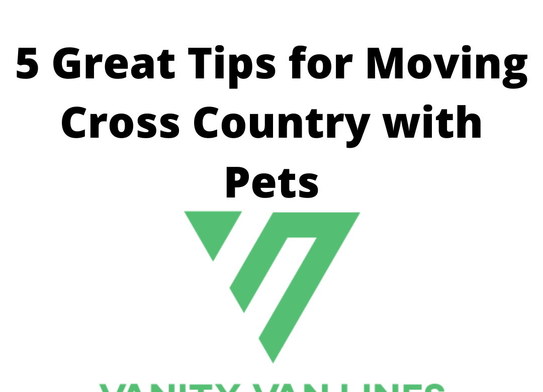 Cross Country Moving with Pets